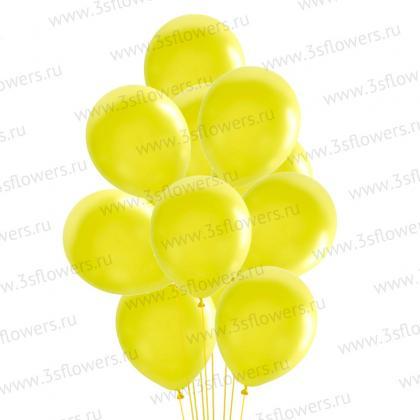 Шары желтые