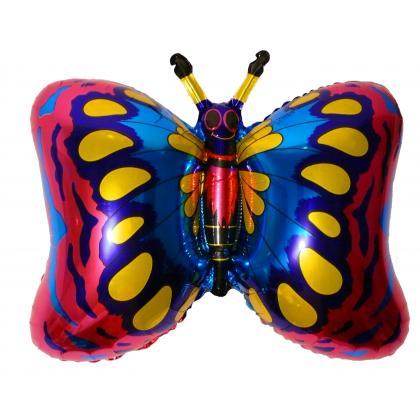"""Фигурный шар """"Бабочка""""."""
