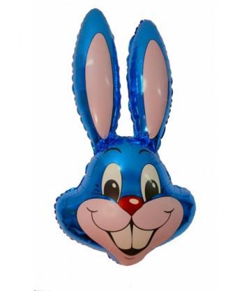 "Фигурный шар ""Голова зайца""."