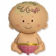 """Фигурный шар """"Малышка""""."""