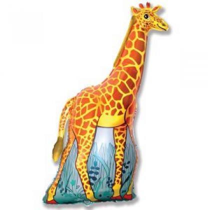 "Фигурный шар ""Жираф""."