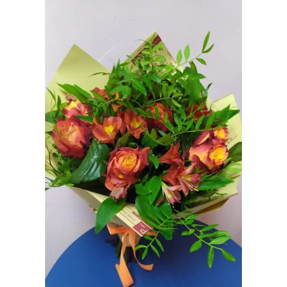 """Букет цветов """"Импульс"""""""
