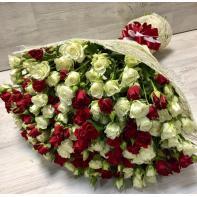 """Букет цветов """"Капли нежности"""""""