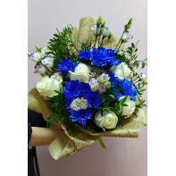 """Букет цветов """"Небесная гладь"""""""