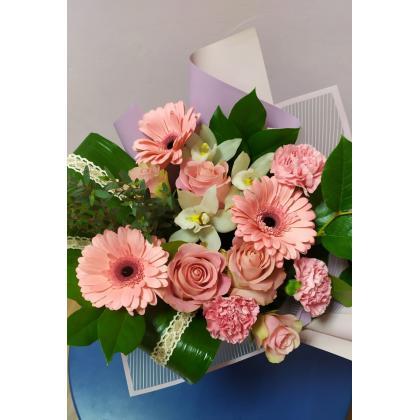 """Букет цветов """"Подарок для маленькой феи"""""""