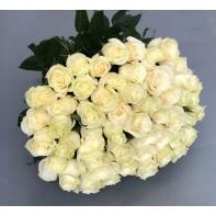 """Букет цветов """"Розы белые"""""""