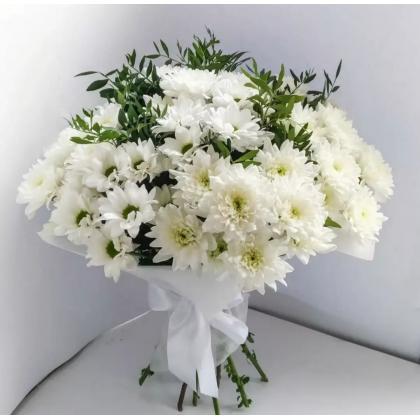 """Букет цветов """"Снежинка"""""""