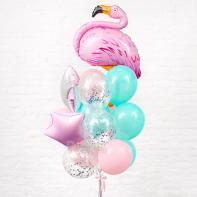 """Букет """"Фламинго""""."""