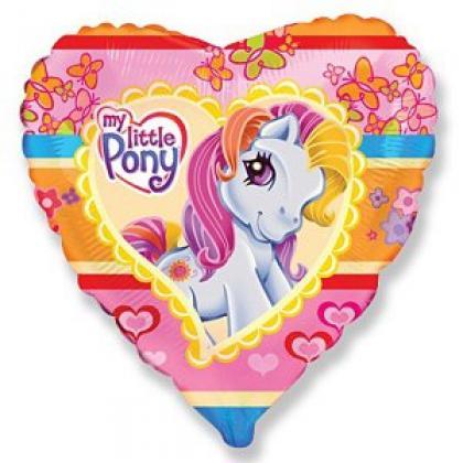 Сердце Мой маленький пони
