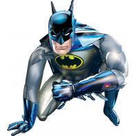 """Ходячий шар """"Бэтмен""""."""