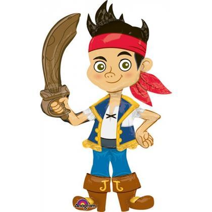 "Ходячий шар ""Пират Джек""."