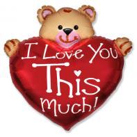 Медведь с большим сердцем