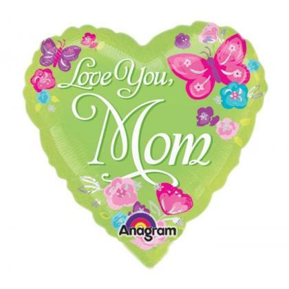 Сердце Люблю тебя мама