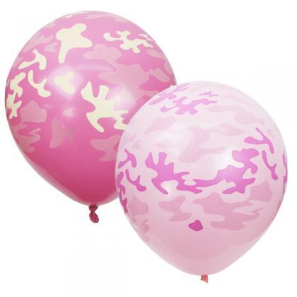 Камуфляж розовый