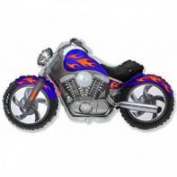 "Фигурный шар ""Мотоцикл""."