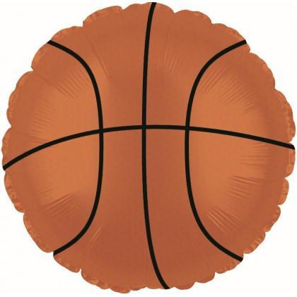 Круг мяч баскетбольный