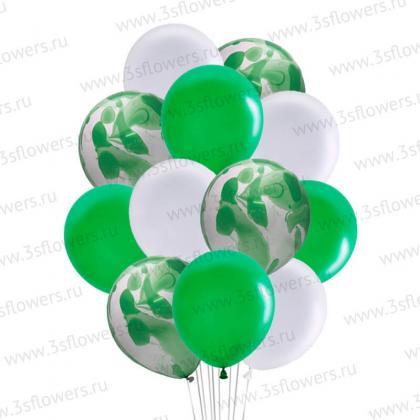 Микс зелень