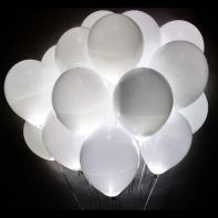 Светящиеся белые