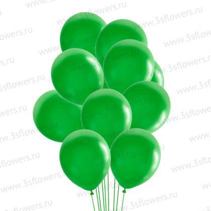 Шары зеленые