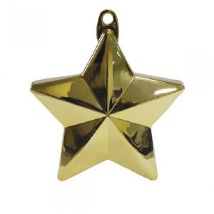 Груз для шаров и подставка под фотографию звезда