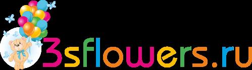 3sflowers.ru - Воздушные шары и цветы с доставкой по Москве